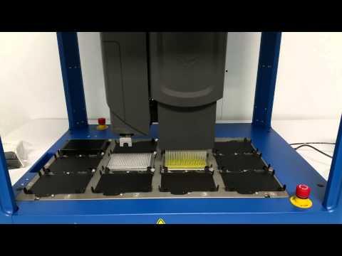 Perkin Elmer Caliper Zephyr LV Compact Automated Liquid Handling System 125550 - 7526