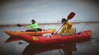 фишкаяк - надувная лодка для рыбалки от TimeTrial. Обзор после