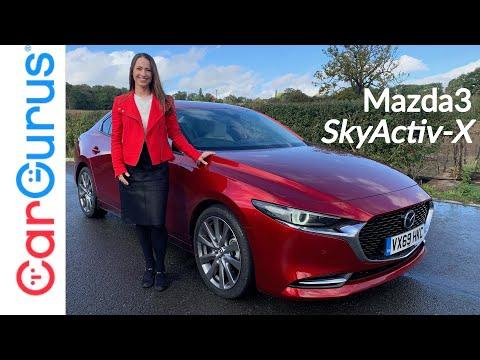 Mazda3 SkyActiv-X (2020) Review | CarGurus UK