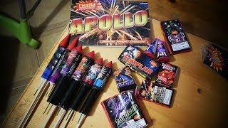 Zestaw fajerwerków z  AUCHAN - APOLLO za 50zł