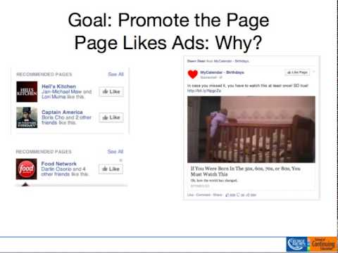 Facebook Marketing - Week 3 Intro to Ads