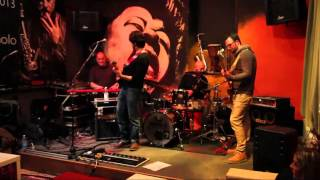 Bang Over Blues Trio @ Barga Jazz Club.