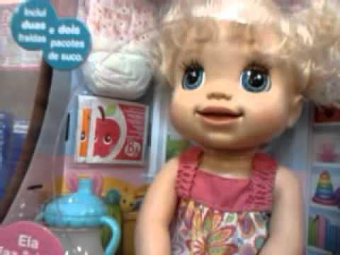 Boneca imita mulher de malandro