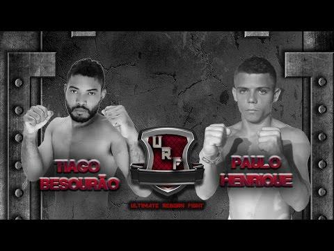 #5 URF - Thiago Besourão X Paulo Henrique