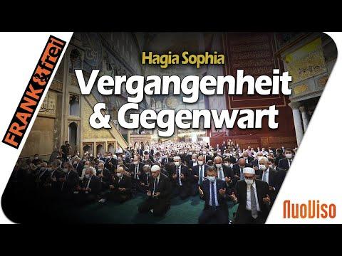Die Hagia Sophia - Brücke zwischen Antike und Gegenwart