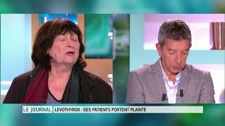 Levothyrox  entretien avec l'avocate des patients