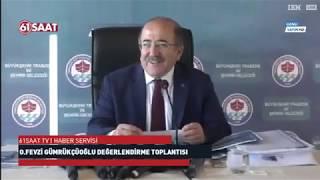Trabzon Büyükşehir Belediye Başkanı Orhan Fevzi Gümrükçüoğlu'ndan değerlendirme (4 Ekim 2018)
