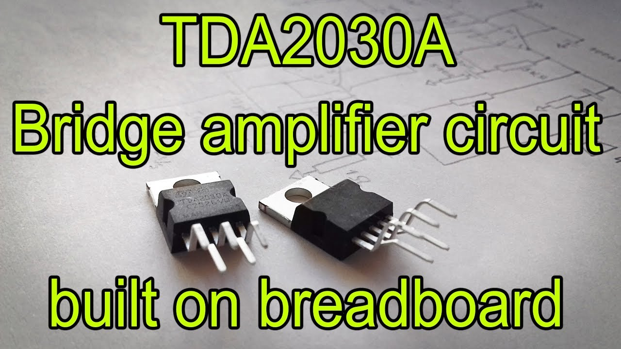 Simple Amplifier With Lm1875 And Up To Six Transistors T Integrated Circuit Amplifiercircuitsaudio Amplifiercircuit Build Tda2030a Bridge Breadboard Medium Difficulty