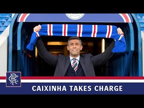 Rangers v Hamilton | Caixinha Takes Charge