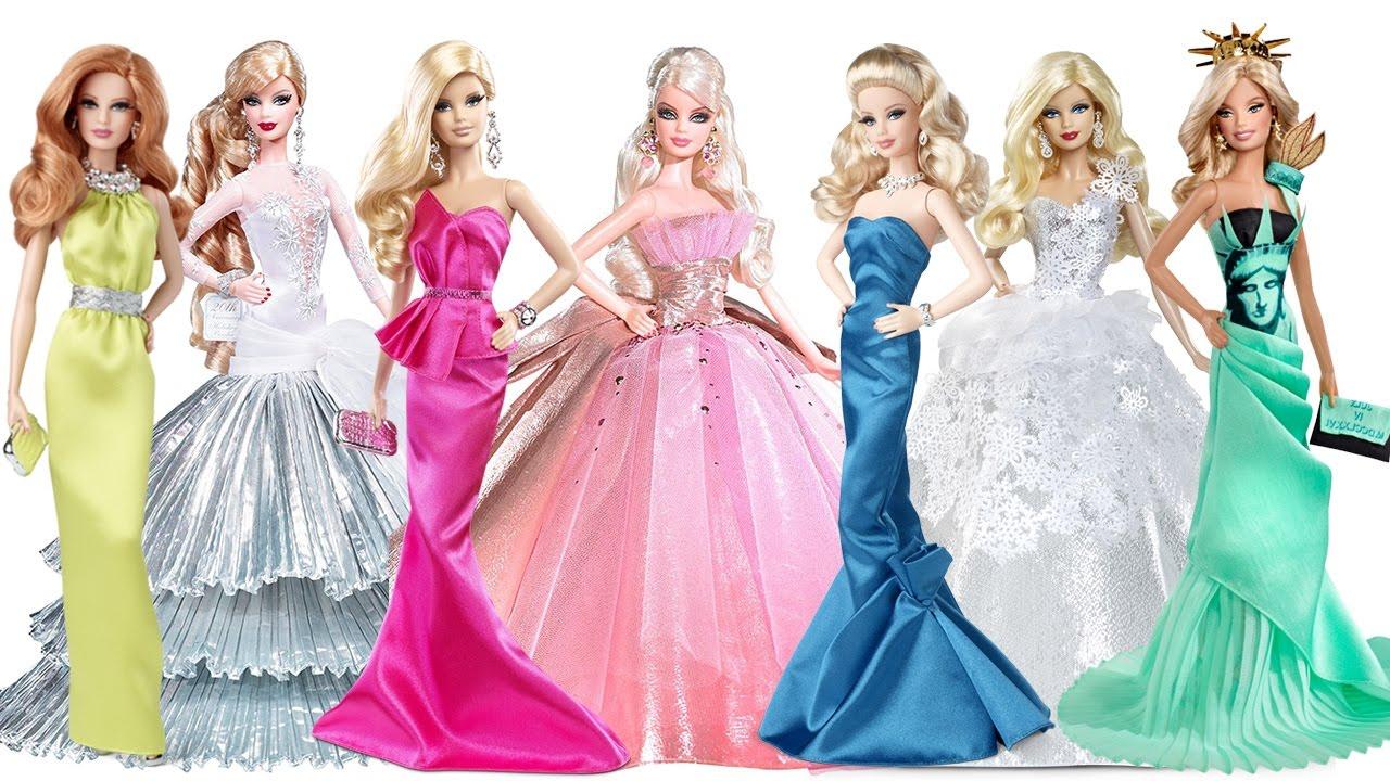 Fashion Barbie You Tube