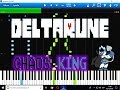 Chaos King Deltarune Synthesia mp3