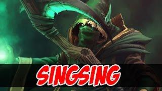 SingSing Plays Necrophos - Dota 2
