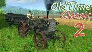 Farming Simulator 2013 2ч - Старая-новая техника(На те крохи, что остались от внушительной изначальной суммы, мы, выплатив рабочему Гансу за 1 час 1000 долларов..., 2013-08-31T06:00:02.000Z)