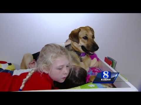 6-year-old dog whisperer rescues pooch in Hollister