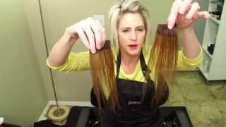 Toning Hair // Color Theory Part 2