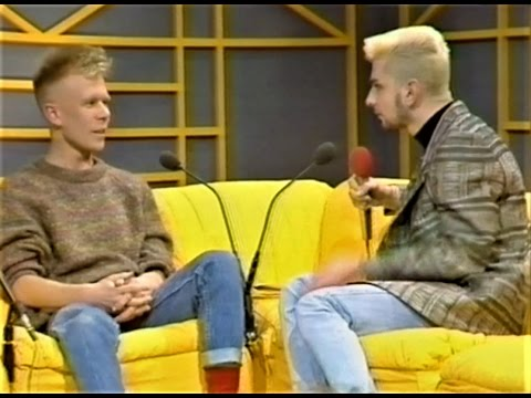 Depeche Mode Interview 1985 Dave and Vince Clarke