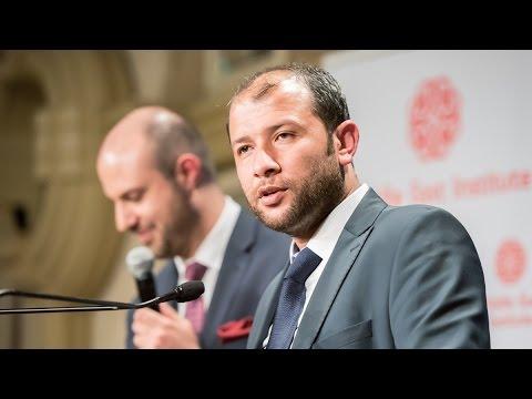 """Award Presentation for Syria Civil Defence"""