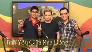 Phan Mạnh Quỳnh - Tình Yêu Giữa Mùa Đông - Live at Thanh Âm 91 VOV Giao Thông