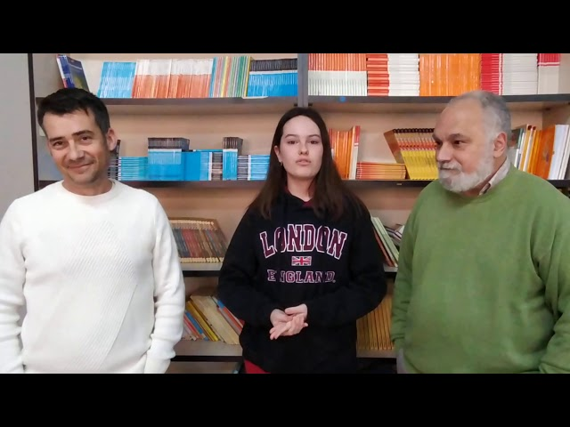 ALICE FOR PROSOCIALITY - The Barcelona experience - Frangoal School