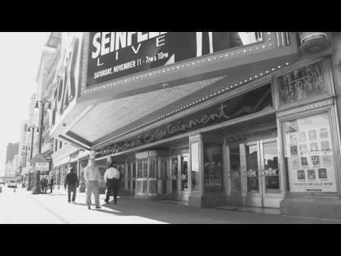 The Beautiful Detroit Historic Fox Theater