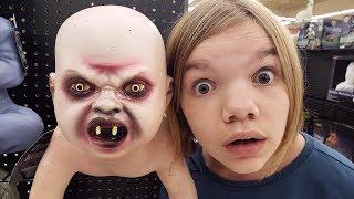 Vampire Baby!  Halloween Props & Decorations at Spirit Halloween