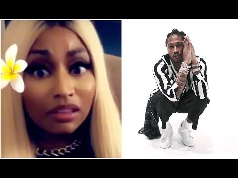 Nicki Minaj Explains Why Future Was Removed From Her Tour!