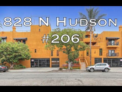 828 N Hudson #206, Los Angeles, CA 90038