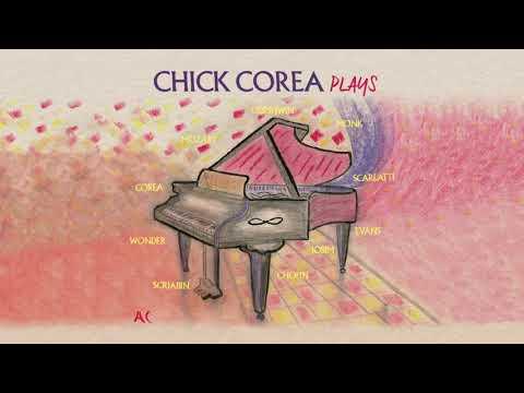 Chick Corea - Mozart: Piano Sonata in F, KV332 (2nd Part - Adagio)