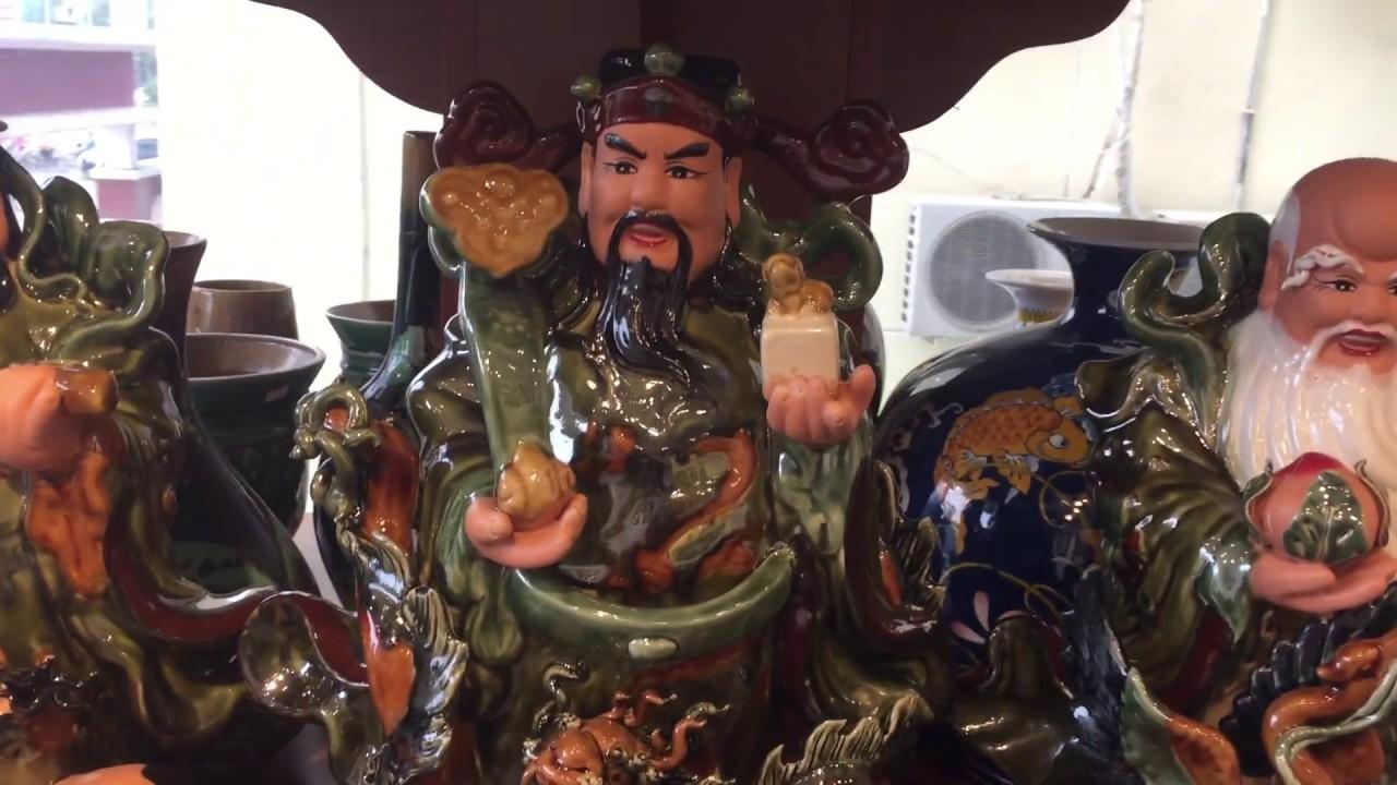 Cửa hàng bán tượng thờ cúng Phong Thủy tại Quận 1, Tp.HCM
