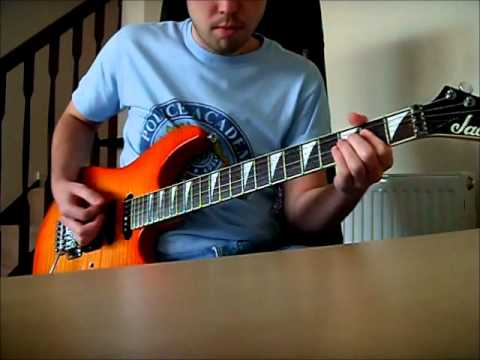 Def Leppard  - Gods Of War (FULL GUITAR COVER)