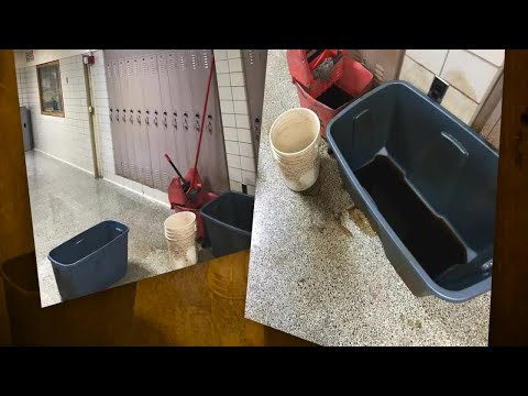 Pictures show Brooklyn High School needs repairs