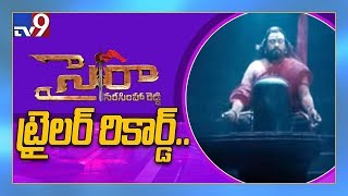'Sye Raa Narasimha Reddy' trailer first reaction : Chiranjeevi is back with a bang - TV9
