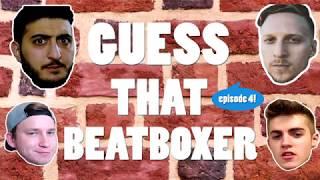 Game: Guess That Beatboxer // Villain & Kenny Urban vs. BBK & oZealous