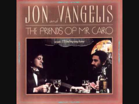 Jon & Vangelis - State of Independence