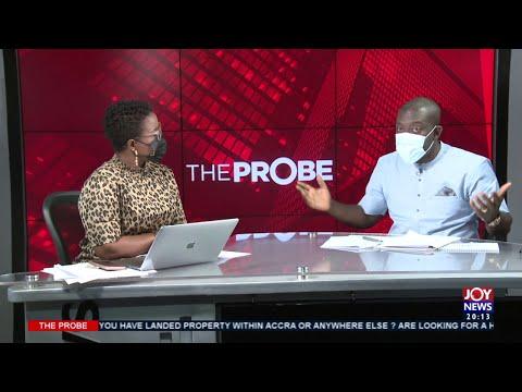 Media Regulation and Censorship - The Probe on JoyNews (18-4-21)