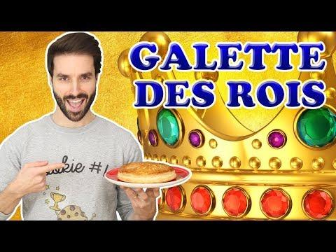 recette-galette-des-rois---pÂte-feuilletÉe-rapide-et-facile