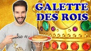Aujourd'hui, je te donne ma recette de galette des rois 2018 avec u...