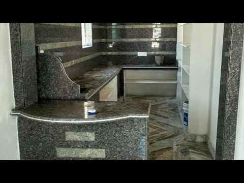 Granite Kitchen Platform Design