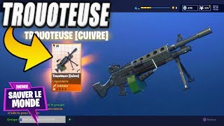 The Trouoteuse should you buy it? Fortnite Saving the World