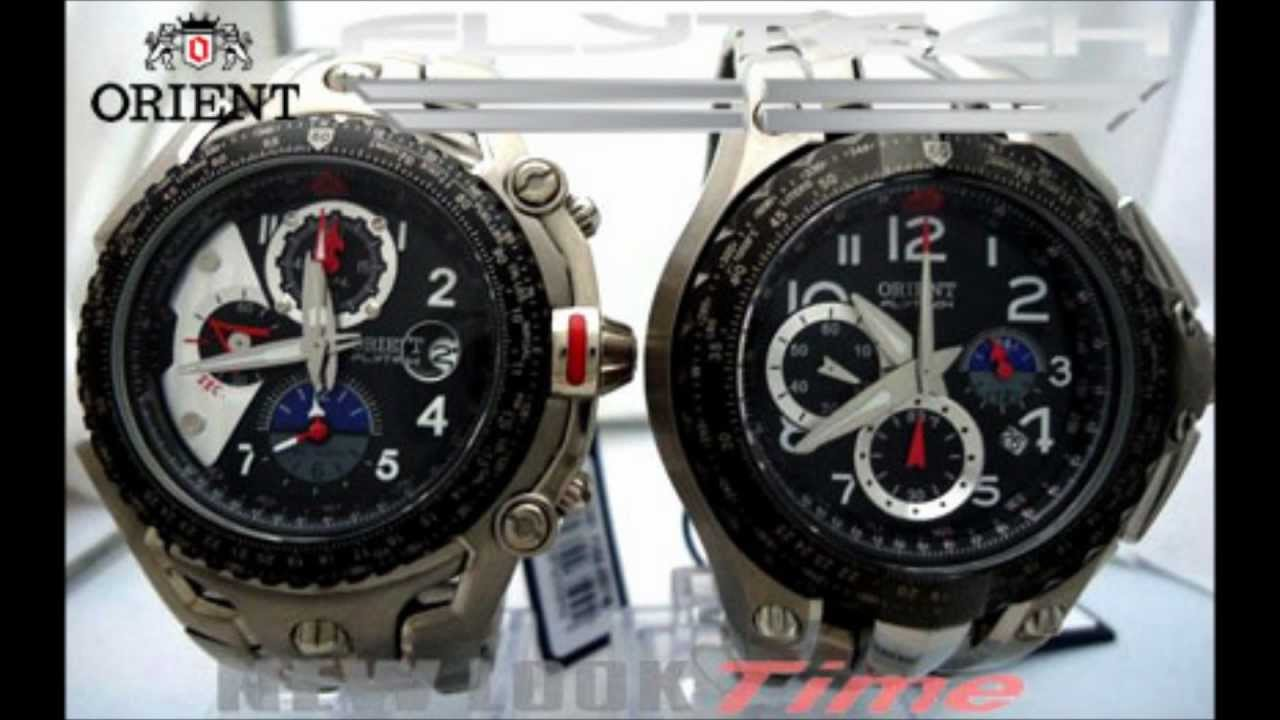 7a2a9771d0b ORIENT FLYTECH RAPTOR - by www.newlooktime.com.br - YouTube