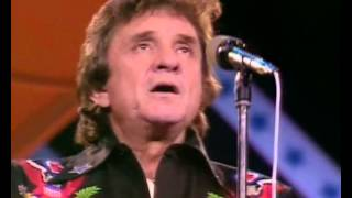 Johnny Cash - 2. Here Comes That Rainbow Again (Wembley 1986)