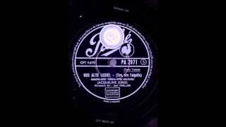 Jacqueline Joriss - Dus Alte Liedel