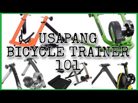 🔴BICYCLE TRAINER 101 | USAPANG TRAINER | BIKE TECH TUESDAY thumbnail