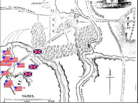 Washington Burned in the War of 1812