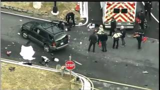 Fort Meade Shooting at National Security Agency Gate Leaves 1 Dead, 2 Injured !!