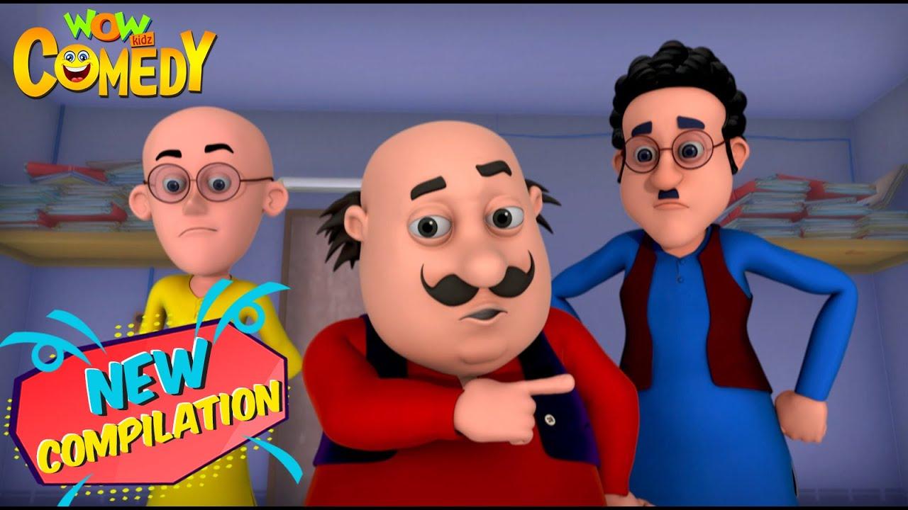 Download Motu Patlu Cartoon in Hindi   New Compilation 84   New Cartoon   Hindi Cartoon