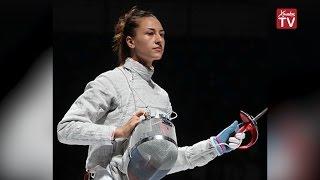 Химчанка Яна Егорян завоевала золото на Олимпиаде в Рио-де-Жанейро