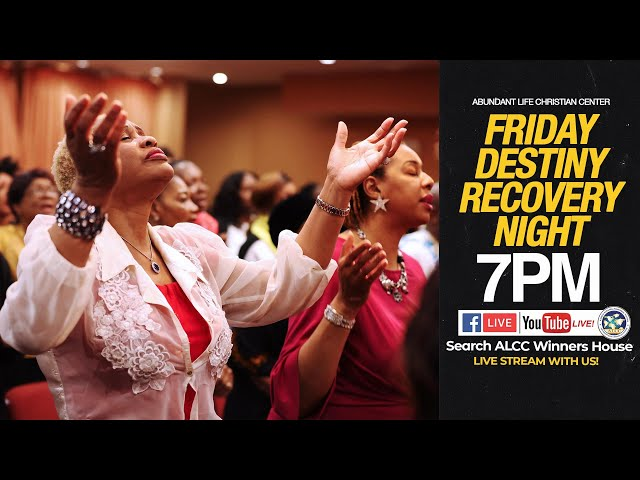 October Destiny Recovery Night | Drs. Festus & Anthonia Adeyeye | ALCC Winners House