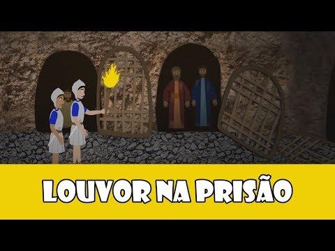 Louvor na prisão - Episódio 8