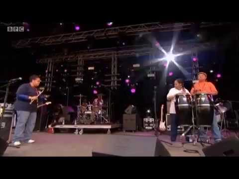 ESG - I Feel Tonight (Glastonbury 2014)